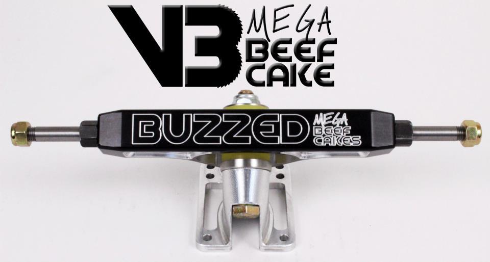 Black Mega Beefcakes